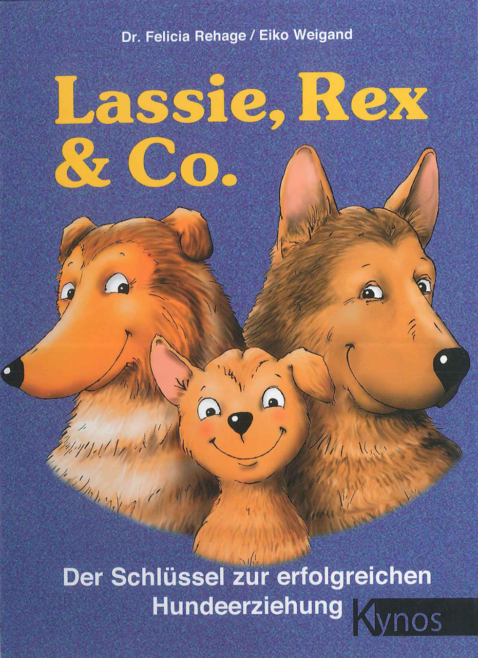 Lassie 1_Cover